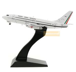 Rare Boeing 737 200 Fuerza Aerea Mexicana 1:200 Inflight200 3520 Marina Mexico