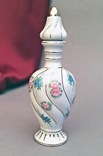 Antique Hand Painted Nippon Porcelain Perfume Bottle Morimura Bro Pre-1921