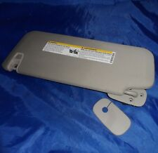 2007-2013 Chevy Silverado 1500, Sun Visor Right (Passenger's) Grey