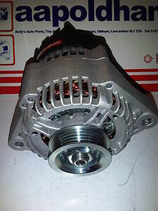 SMART CAR CABRIO CITY-COUPE 0.6 98-04 BRAND NEW ALTERNATOR (2 CONNECTIONS TYPE)