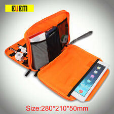 BUBM Electronic Accessories Cable USB Outdoors Travel Double Storage Bag Case-XL