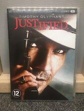 Justified : Seizoen 2 / Saison 2 (3 DVD)