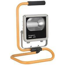 New Portable 20w LED Anti-Glare SMD Site Light Floodlight Security Work Light