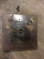 Antique Turntable Mechanism For Wind up Record Player