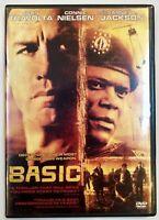Basic (DVD) John Travolta, Samuel L Jackson, Connie Nielson - Free Shipping