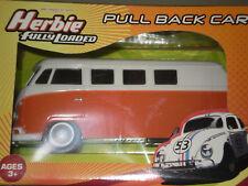 vw bus pull back car disney herbie fully loaded