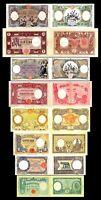 2x  50 - 1.000 Lire - Ausgabe 1943 - 1947 - Reproduktion - 09