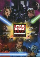 Star Wars Galaxy 4 Complete Trading Card Base Set