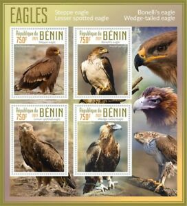 Stamps Birds Eagles NEW 2021 YEAR!!!
