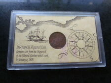 Coin Shipwreck Admiral Gardner Ten Cash East India Co. England UK From 1808