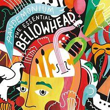 BELLOWHEAD - PANDEMONIUM....THE ESSENTIAL CD ALBUM (NEW/SEALED) (2015)