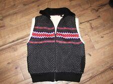 The Italian Mob Fleece Lined Sweater Vest - Jrs. L