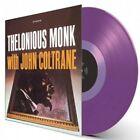Thelonious Monk - Thelonious Monk With John Coltrane [New Vinyl LP] Colored Viny