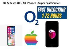 O2 & Tesco UK  IPHONE 4, 5, 6 & 7 - All IPhones - Super Fast Service