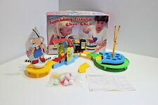 RARE! Vintage 1986 Dah Yang Toys Tumbling Fishing Choo Choo COMPLETE & WORKING