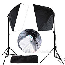 Photography Studio 1350W Soft Box Continuous Lighting Softbox Light Stand Kit