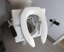 Returned Ez-Access Tilt Motorized Toilet Lift System Round Seat