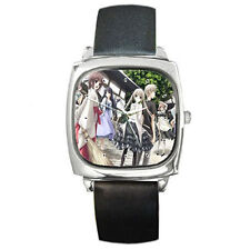 Yosuga-no-Sora anime ultimate leather wrist watch for all ages