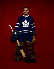 Jonny Bower Toronto Maple Leafs 8x10 Photo
