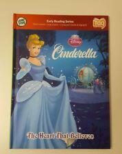 LeapFrog Early Reader Series: Disney Cinderella The Heart That Believes (s13)