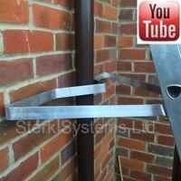 HEAVY DUTY Ladder Stand Off - V shape - Corner Ladder Stay UK MANUFACTURED