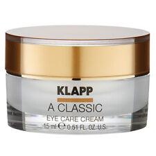 Klapp A Classic Eye Care Cream 15ml