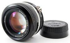 *Near Mint* Nikon New Nikkor Ai Convert 50mm f/1.4 MF Lens  from Japan by FedEx