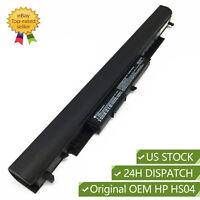 OEM Genuine HP HS04 HS03 807956-001 807957-001 807612-421 807611-421 Battery