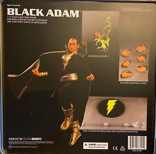 Mezco One:12 PX BLACK ADAM Figure