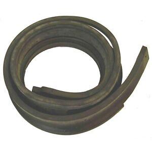 Omix 12302.03 Windshield Frame To Cowl Seal Fits 76-86 CJ5 CJ7 Scrambler