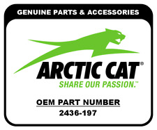 2436-197 ARCTIC CAT WHEEL, BLACK MAGIC 12 MATTE-REAR (12X7.5)