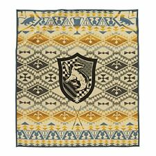Harry Potter Pendleton Hufflepuff Throw Blanket ZK935-53521 Collectors Wool