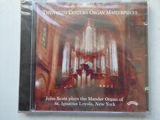 John Scott <> Twentieth Century organe Masterpieces <> Comme neuf (CD)