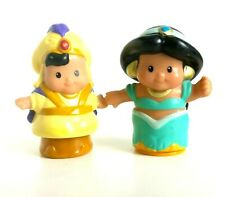 Fisher Price - Little People – Disney – Aladdin And Princess Jasmine