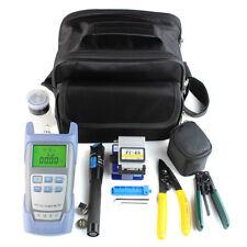 LC_ EG _ HK- fibre optique FTTH kit outils avec fc-6s Cleaver et Puissance