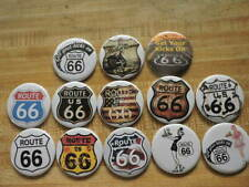 WHOLESALE 13 ROUTE 66 MAGNETS....MAGNET.....ONE EACH