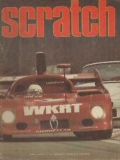 SCRATCH 1975 27 FIAT 124 ABARTH SAFARI RALLY 1000KM DIJON MONZA F2 THRUXTON HOCK