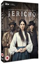 JERICHO (2016) - 8 part Period Drama ITV TV Season Series - NEW R2 DVD not US
