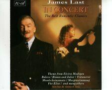 CD JAMES LASTin concertEX-  (A3488)