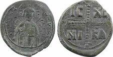 Michel IV, Follis anonyme, Constantinople-74