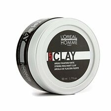 L'Oreal Professionel Homme Strong Hold Matt Clay 50ml
