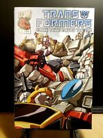 TRANSFORMERS MORE THAN MEETS THE EYE #1 - 1st PRINTING! MTMTE Dreamwave RARE!
