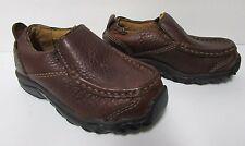 Timberland Size 5 Boys Toddler Brown Leather New Shoes