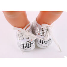 cool 1set Doll cowboy shoes for 43cm Baby Born zapf (only sell clothes ) B912