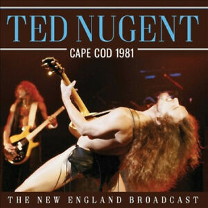 Cape Cod 1981 * by Ted Nugent