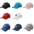 Adidas Mens Sports Peak Cap Baseball Hat 3 Stripes Logo Adjustable Running Golf