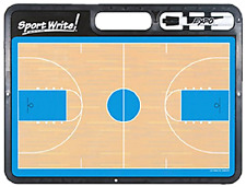 Basketball Dry Erase Drawing Board w/ Dry Erase Marker Halfcourt Shot Feature