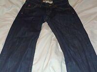 Levi's 514 Straight Fit Jeans Size 8 Reg(24x22) Boys (Adjustable Waist)  k357