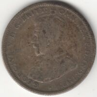 1912 Australia George V Silver One Shilling | Pennies2Pounds