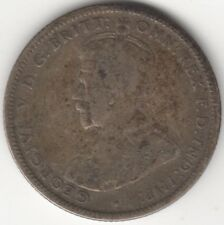 More details for 1912 australia george v silver one shilling   pennies2pounds